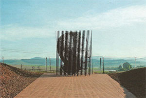 steel-sculpture-at-the-Nelson-mandela-Capture-Site